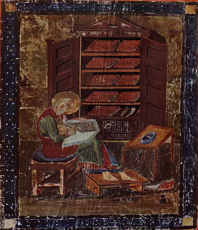 Meister des Codex Amiatus