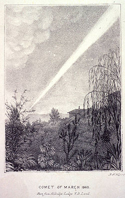 Great Comet of 1843