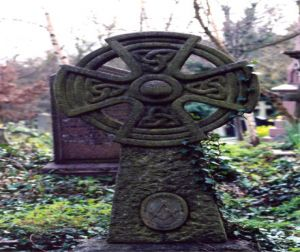 highgate celtic cross