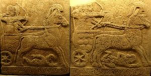 Orthostat-relief-in-basalt-battle-chariot-Carchemish